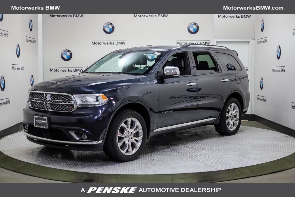 Pre-Owned 2016 Dodge Durango AWD 4dr Citadel