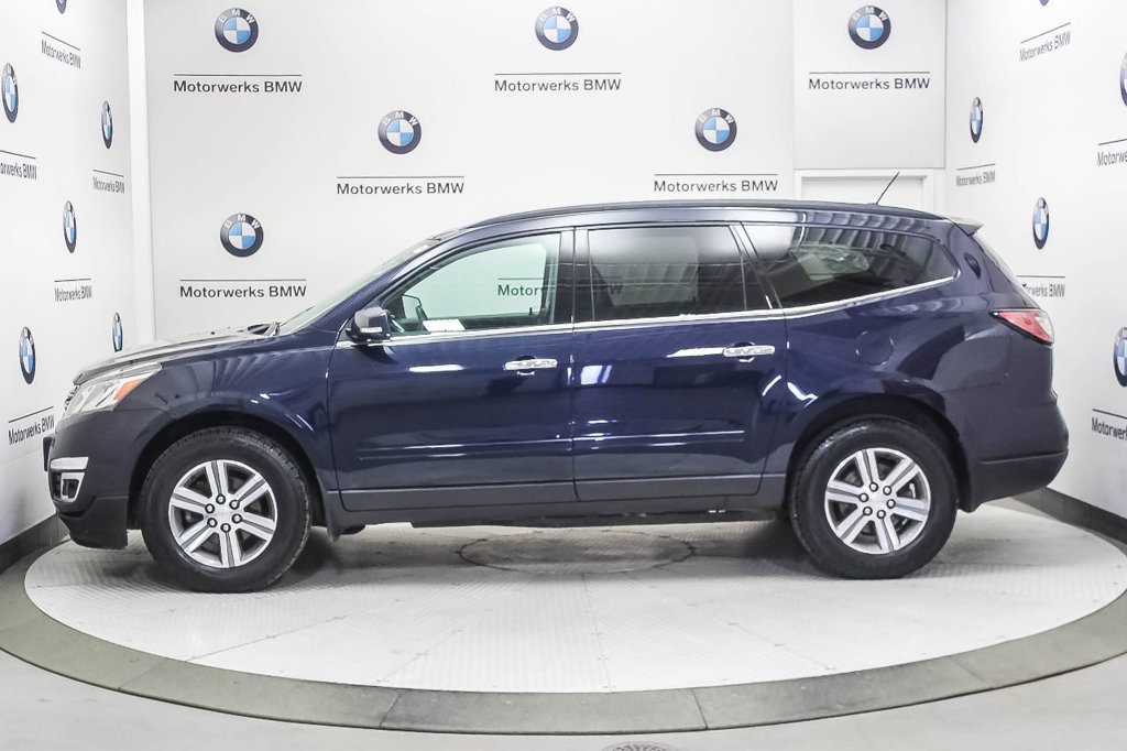 Pre-Owned 2015 Chevrolet Traverse AWD 4dr LT w/1LT