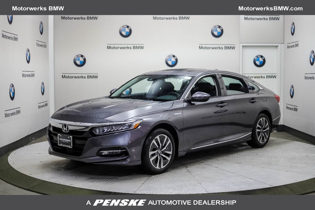 Pre-Owned 2019 Honda Accord Hybrid EX Sedan
