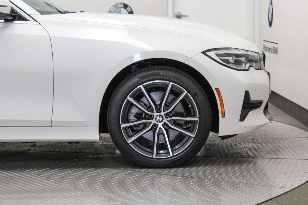 Pre-Owned 2019 BMW 3 Series North America