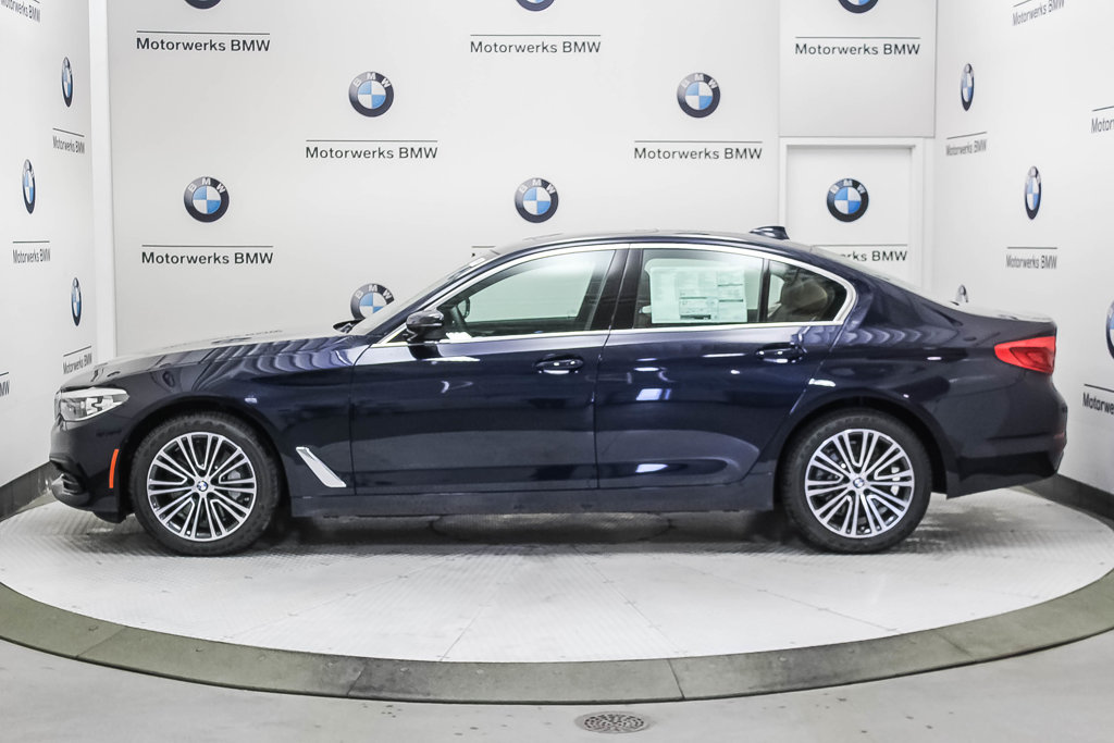 New 2020 BMW 5 Series 530i xDrive