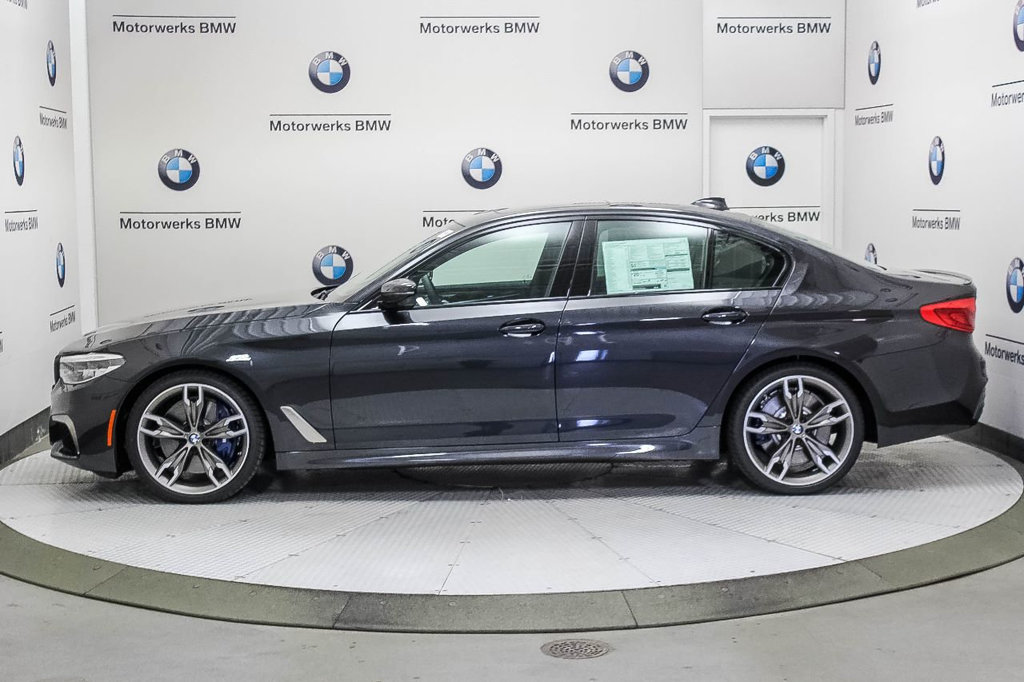 New 2020 BMW 5 Series M550i xDrive