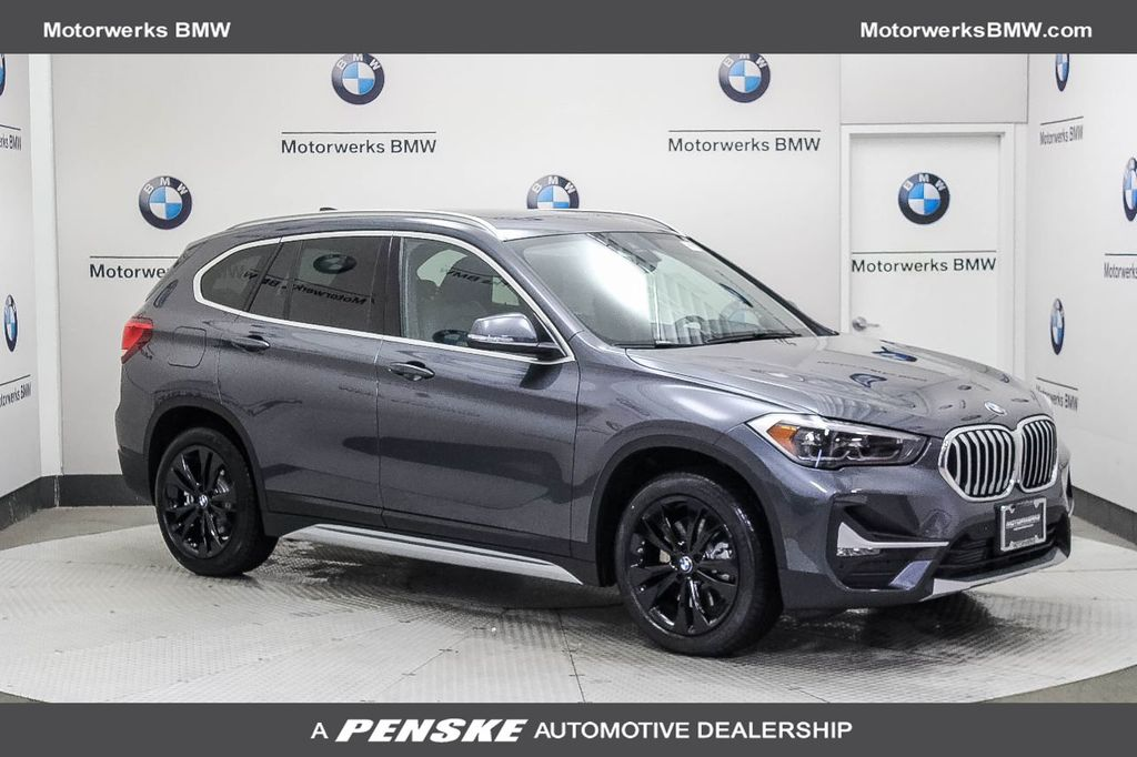 Pre-Owned 2020 BMW X1 xDrive28i Sports Activity Vehicle