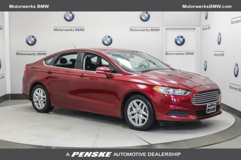 Pre-Owned 2013 Ford Fusion 4dr Sedan SE FWD