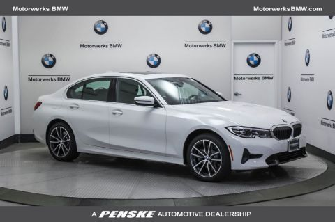 Certified Pre-Owned 2019 BMW 3 Series 330i xDrive North America