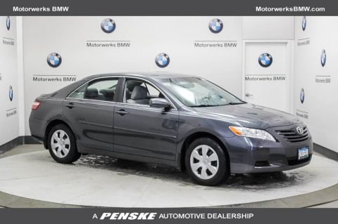 Pre-Owned 2009 Toyota Camry 4dr Sedan I4 Manual LE