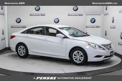 Pre-Owned 2011 Hyundai Sonata 4dr Sedan 2.4L Automatic GLS