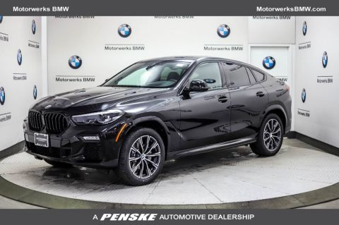New 2020 BMW X6 xDrive40i Sports Activity