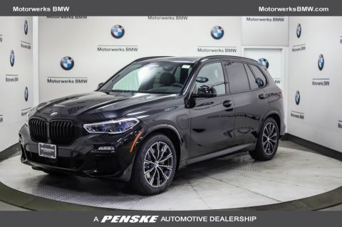 New 2021 BMW X5 xDrive45e Plug-In Hybrid