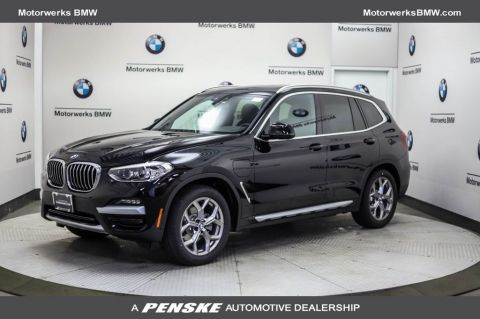 New 2021 BMW X3 Plug-In Hybrid