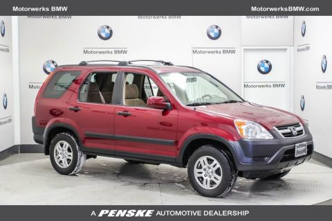 Pre-Owned 2004 Honda CR-V 4WD EX Automatic