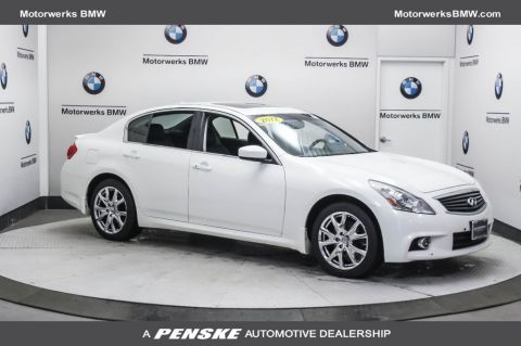 Pre-Owned 2012 INFINITI G37 Sedan 4dr x Sport Appearance Edition AWD