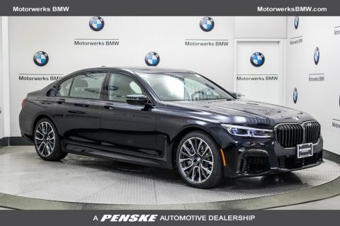 New 2020 BMW 7 Series 750i xDrive