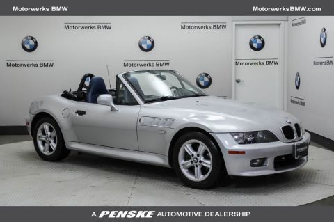 Pre-Owned 2000 BMW Z3 Roadster