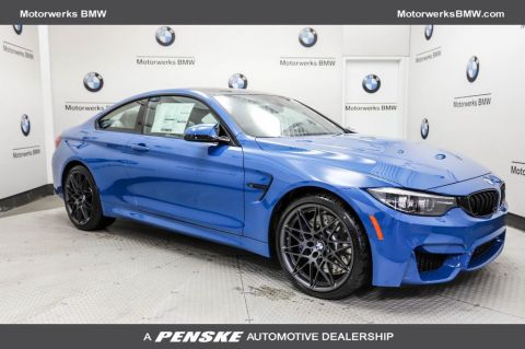 New 2020 BMW M4 Coupe Heritage Edition