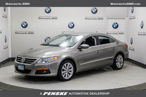 Pre-Owned 2010 Volkswagen CC 4dr Manual Sport